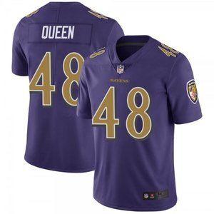 Ravens Queen Purple Rush Jersey